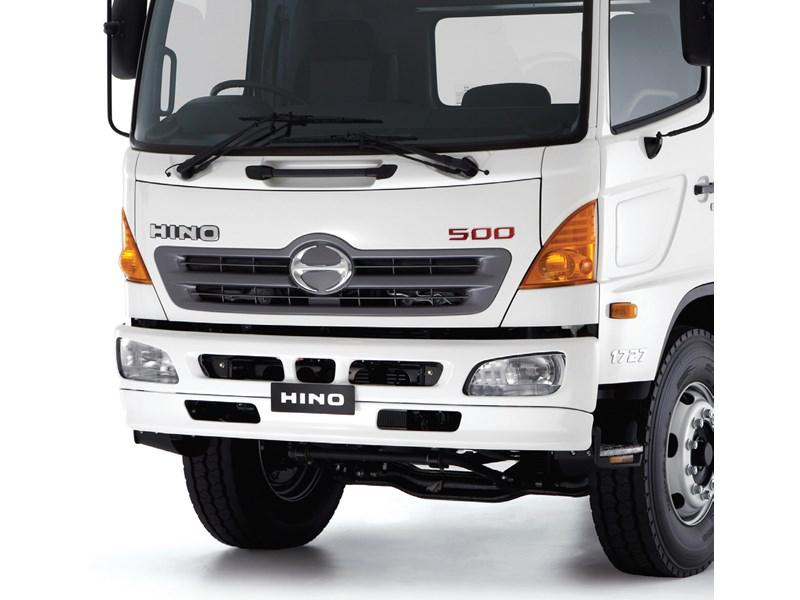 New HINO 500 FD 1024 Crew Trucks for sale