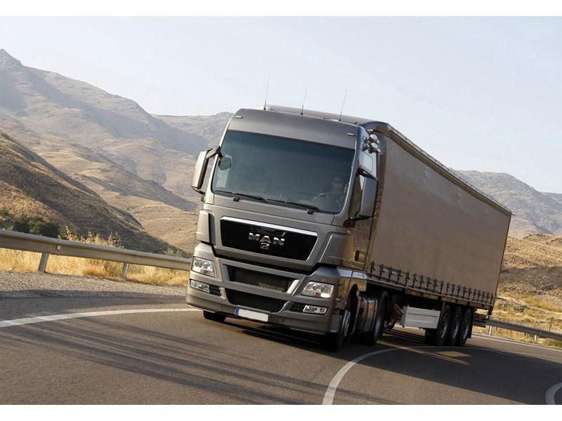 new man tgx 26 540 trucks for sale rh ownerdriver com au Man TGX Interior Man TGX Cabin