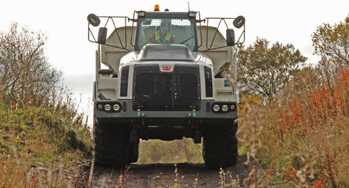 Terex TA350 Off Road Truck