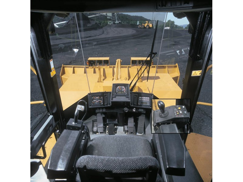 Caterpillar 834H Wheel Dozer