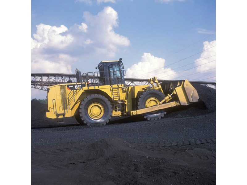 Caterpillar 844H Wheel Dozer