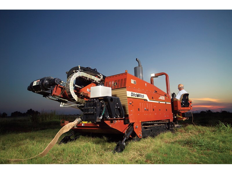 Ditch Witch JT4020