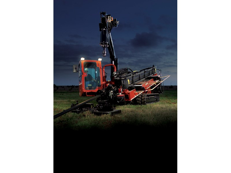 Ditch Witch JT8020