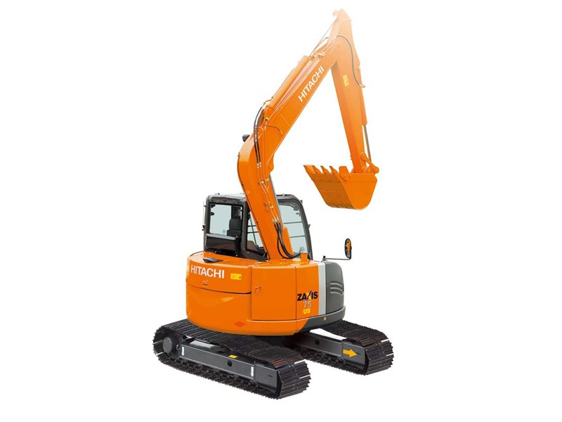 Hitachi Zaxis 75US