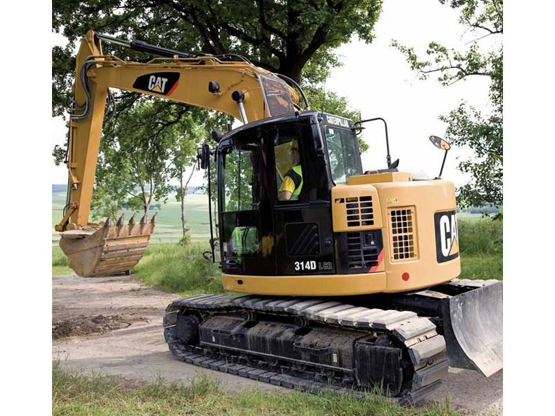 New Caterpillar 314d Lcr D Excavators For Sale