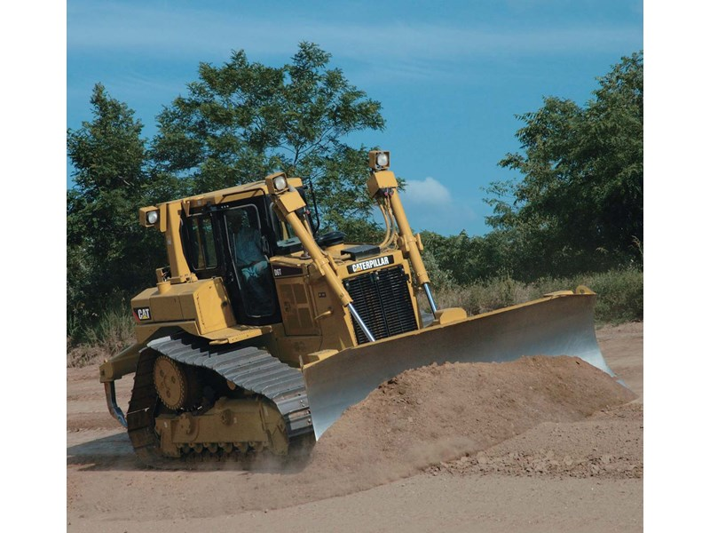 Caterpillar D6T-XW