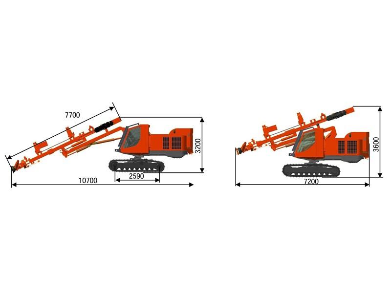New SANDVIK Ranger DX700 T4 Drilling and Boring for sale