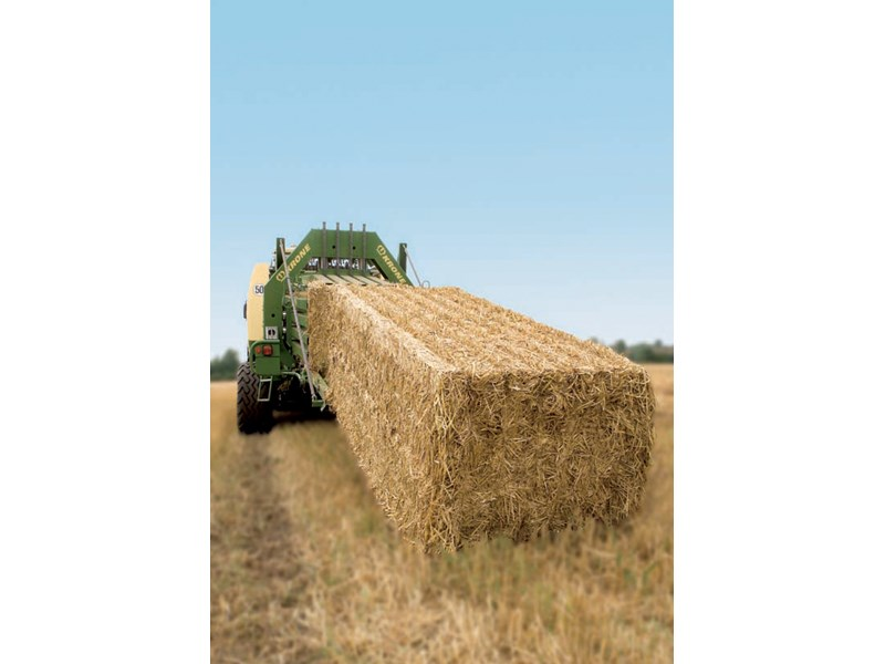 Krone BP 1290 XC - HighSpeed