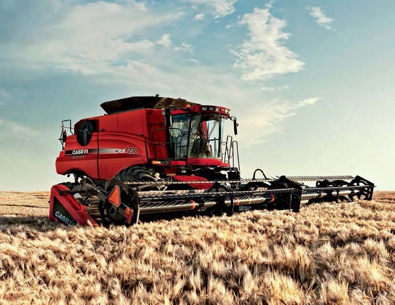 New CASE IH Axial-Flow 7230 Harvesting for sale
