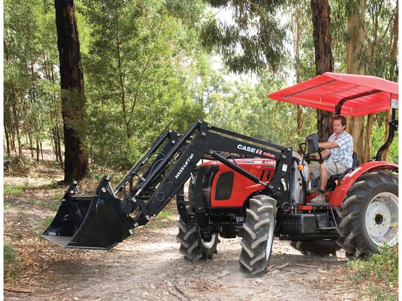 Case 50 Tractor : New case ih maxxfarm tractors for sale