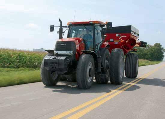 puma 165 tractors
