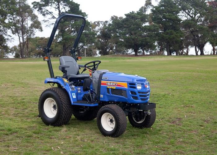 New Iseki Tm3245 F H Tractors For Sale