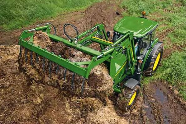 New JOHN DEERE 5090R Tractors for sale