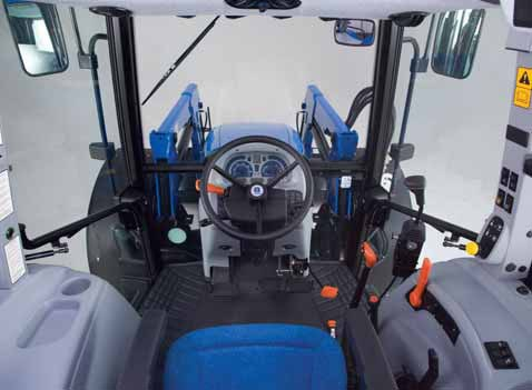 New Holland T4050N Cab