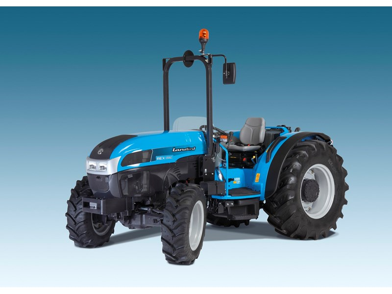 New Landini Rex 80ge Orchard Tractors For Sale