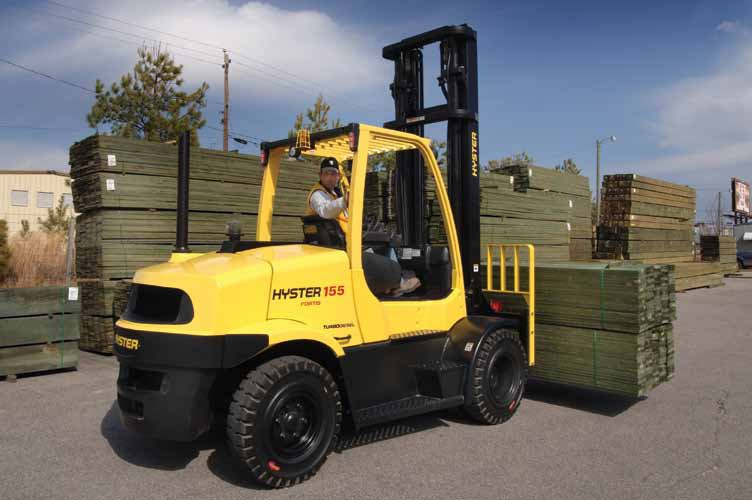 Hyster H155FT Fortis Advance
