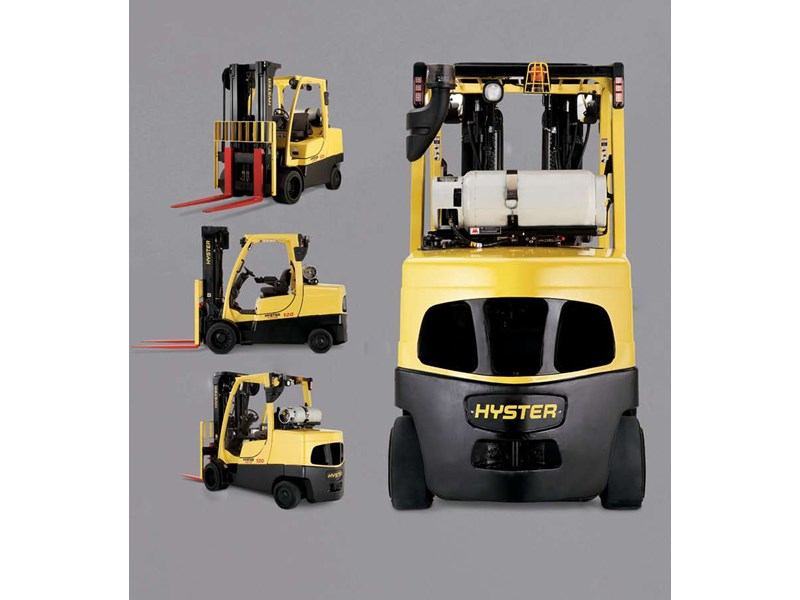 Hyster S120FT Fortis Advance