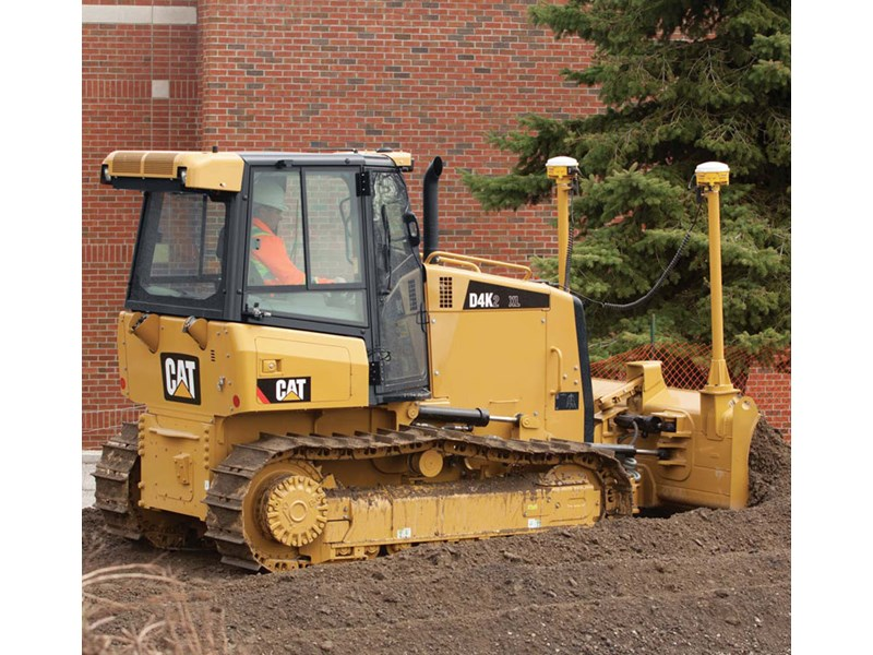 Caterpillar D4K2 XL