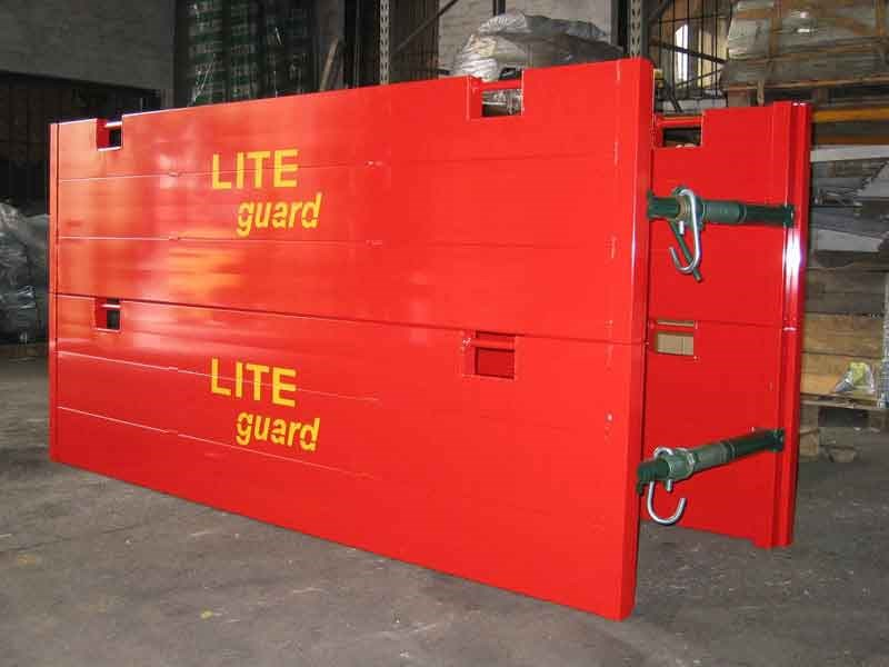 Lite Guard Standard Shield 2.4x0.6m
