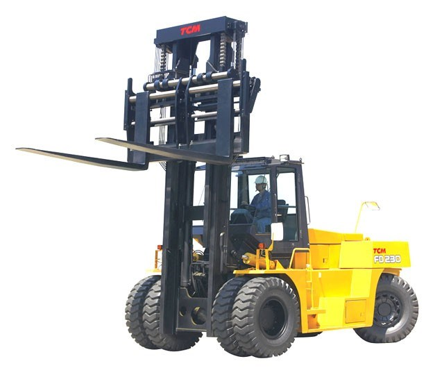 TCM Heavy Duty Forklifts