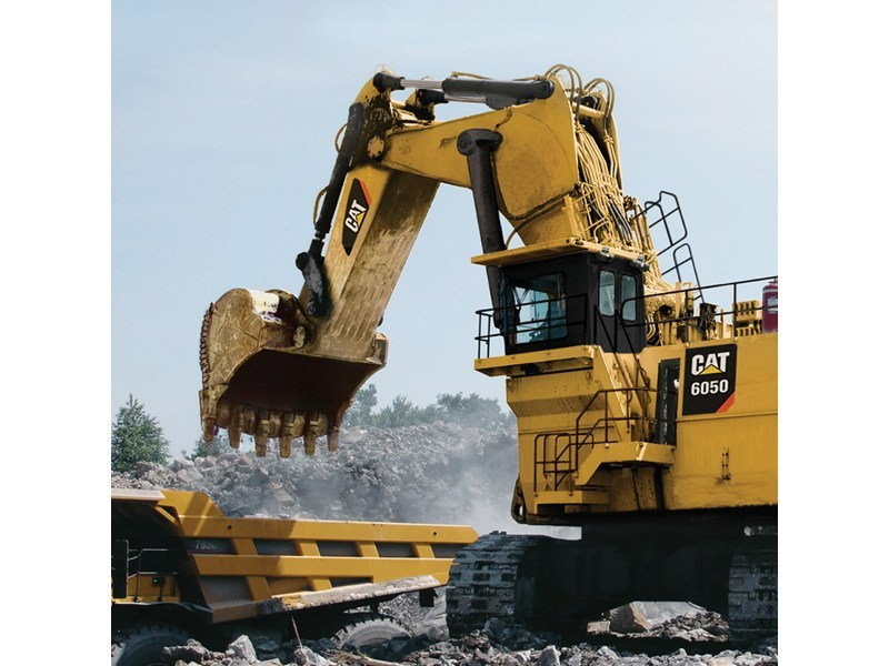 Caterpillar 6050 FS