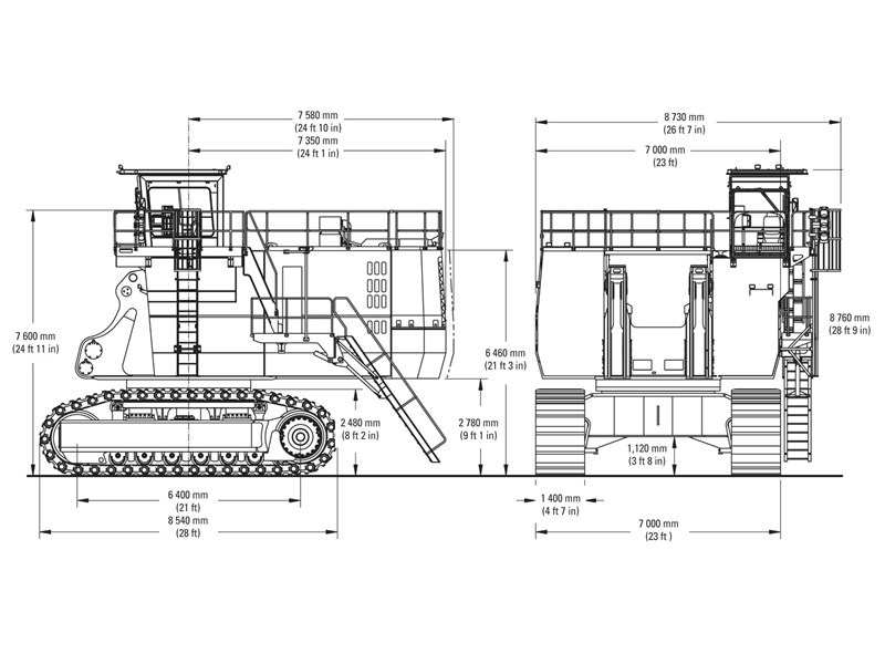 new caterpillar 6050 fs 60 excavators for sale
