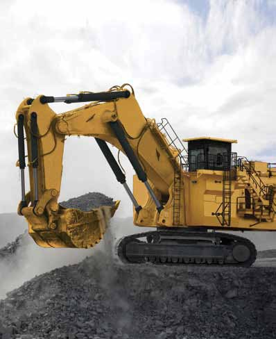 Caterpillar 6060 FS