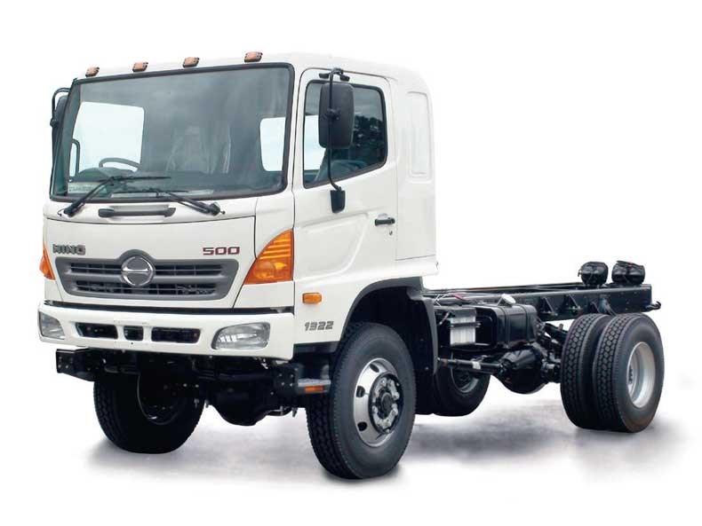 New HINO 500 GT1322 4x...