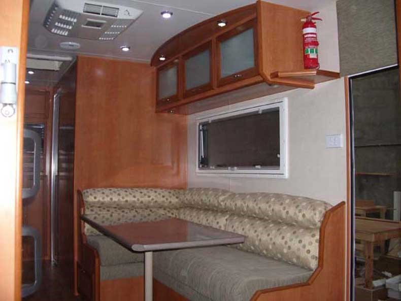 Atlantic Columbus Series Interior