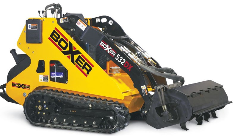 Boxer 532DX Skid Steer