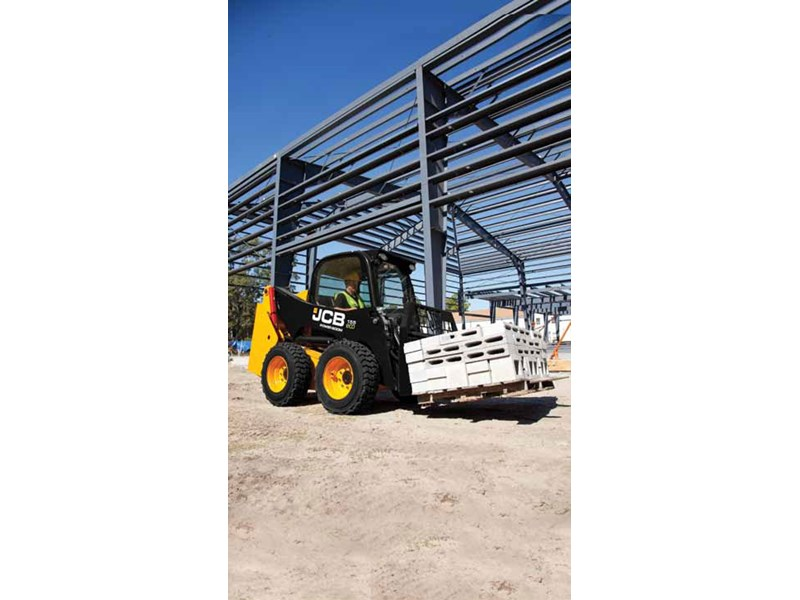 JCB 155 Skid Steer Loader