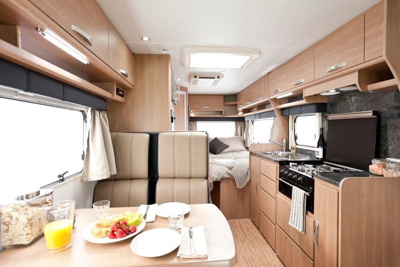 Jayco Conquest Interior