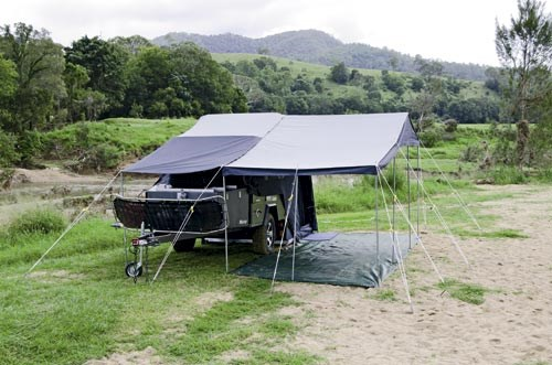 Rhinomax Campers Outback Warrior RX