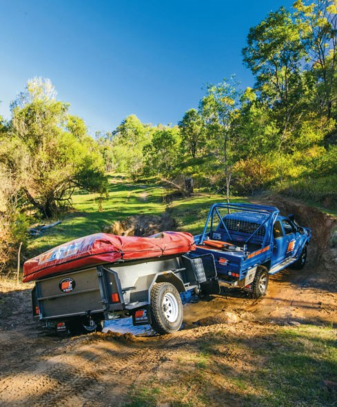 Market Direct Campers Off-Road Extreme Explorer