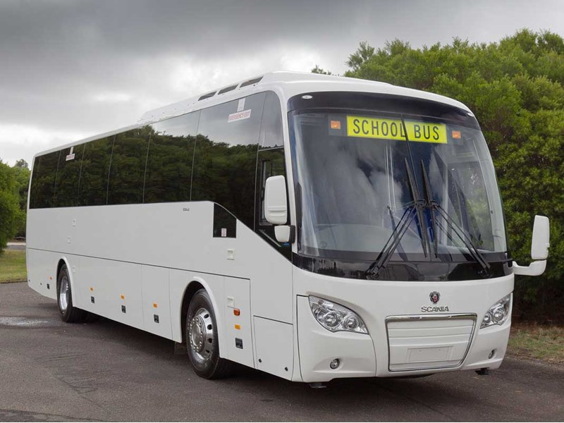 Scania K 320 - Scania-Higer A30 Complete Bus
