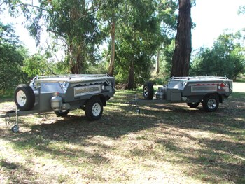 Bushranger Campers Safari