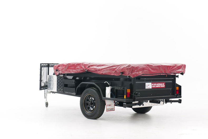 GIC Campers & Trailers Semi Off-Road Camper Trailer