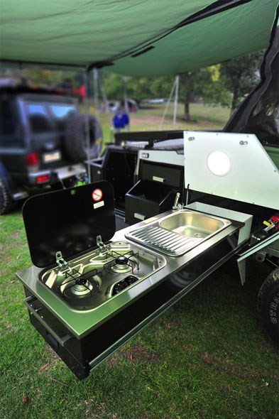 New PIONEER CAMPER TRAILERS ARGYLE SE Camper Trailers For Sale