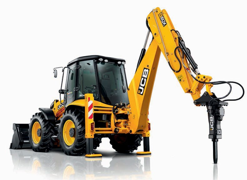 New Jcb 5cx Loaders For Sale