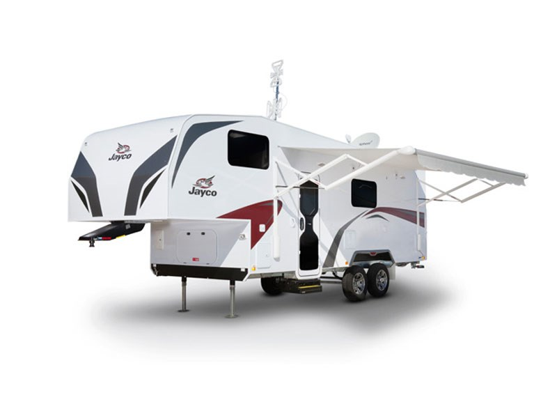 Jayco 28.87-2  5th Wheeler