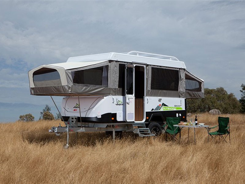 Jayco Eagle Touring Camper Trailer