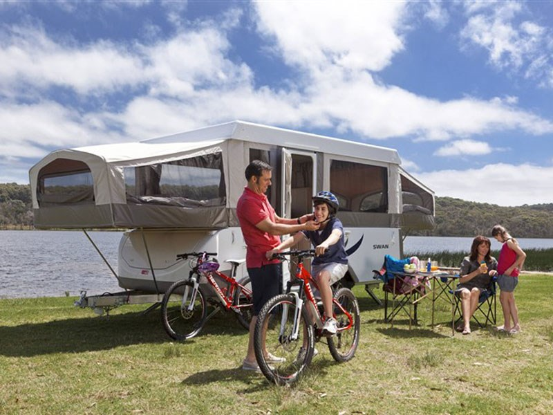 Jayco Swift Outback Camper Trailer