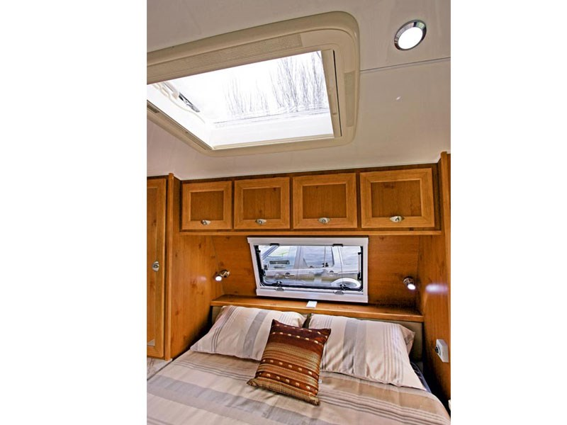 Sea Breeze Custom Caravan