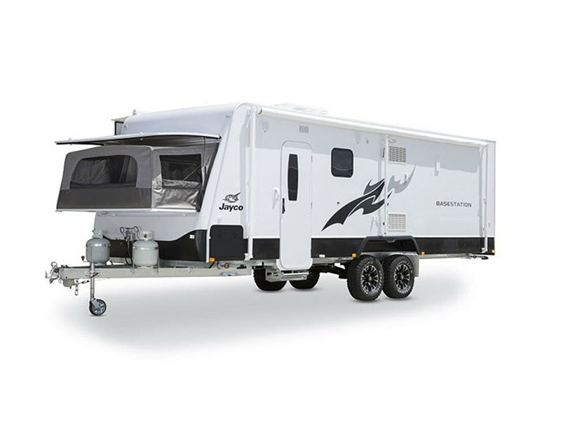 Jayco Basestation Toy Hauler