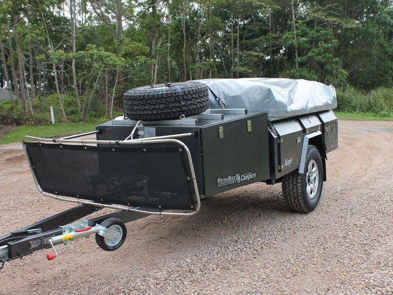 Rhinomax Campers Outback Ranger