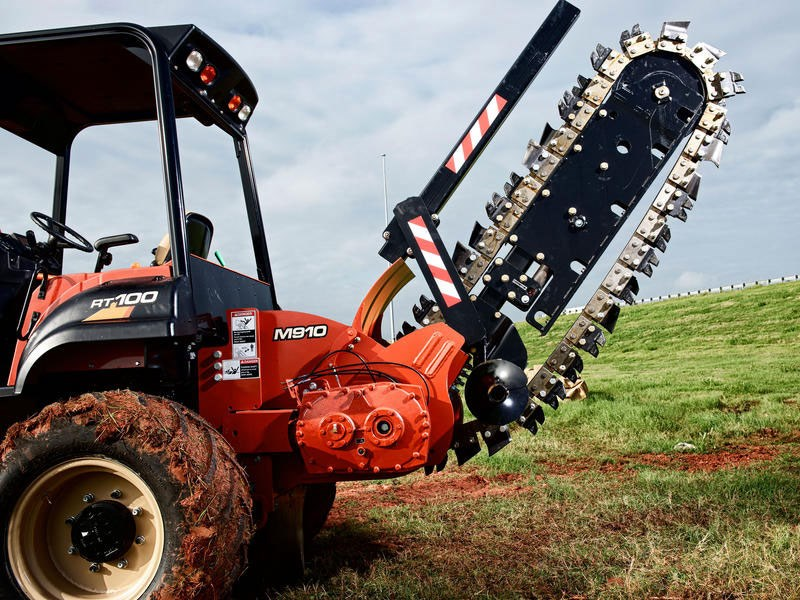 Ditch Witch RT100