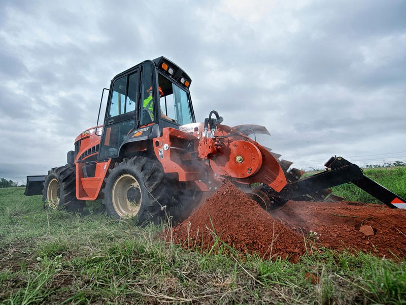 Ditch Witch RT120