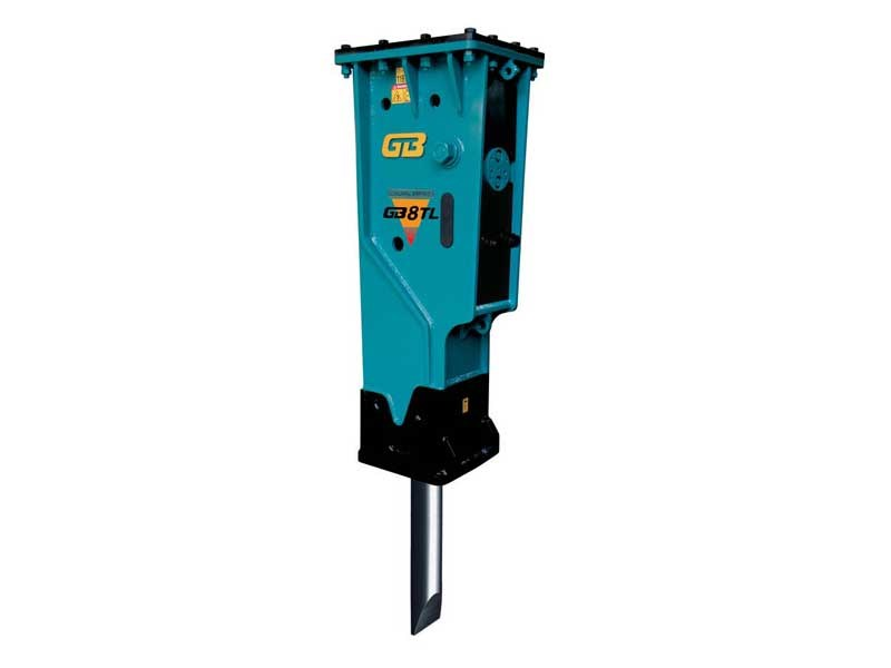 General Breakers GB8TL Hydraulic Hammer