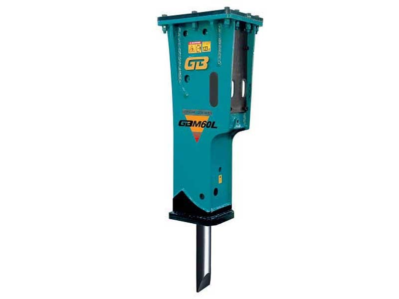 General Breakers GBM60L Hydraulic Hammer