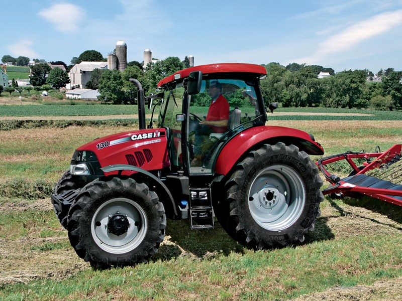 Case Ih Maxxum 130 Tractor Full Service Repair Manual